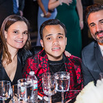 Tina Lee, Kodi Lee, Sal Spinelli.  Photo by Alfredo Flores. 2019 Autism Awareness Gala. The Anthem. November 12, 2019.jpg