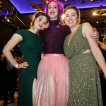 Anna DiGiovanni, Michael Wood, Katelyn Manfre. Photo by Tony Powell. 2019 Helen Hayes Awards. The Anthem. May 13, 2019