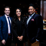 Matt Kinard Dr. Monica Page Clifton Photo Naku Mayo INOVA Honors Dinner November 2019