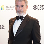 Pierce Brosnan. Photo by Tony Powell. 2019 Kennedy Center Honors. December 8, 2019
