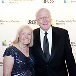 Marcelle Leahy and Sen. Pat Leahy. Photo by Tony Powell. 2019 Kennedy Center Honors. December 8, 2019