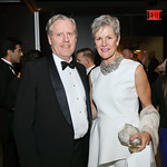 John and Meg Hauge. Photo by Tony Powell. 2019 Mentor Foundation Gala. House of Sweden. November 15, 2019