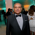 Mauritius Amb. Soorooj Phokeer. Photo by Tony Powell. 2019 WHCD Qatar and Washington Diplomat Pre-Party. Institute of Peace. April 26, 2019