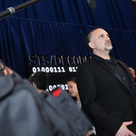 Regeneron Co-Founder Dr. George Yancopoulos. Photo by Tony Powell. 2019 Regeneron Science Awards. Building Museum. March 12, 2019