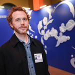 Shawn Lawson. Photo by Tony Powell. 2019 Regeneron Science Awards. Building Museum. March 12, 2019
