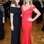 Ingrid Epperly, Elisabeth Tamasi. Photo by Tony Powell. Sibley Memorial Hospital 18th Hope & Progress Gala. Mellon Auditorium. March 9, 2019