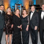 Hasan and Vivian Zia, Carol Shannon, Judy and Peter Kovler, Geoff Brown. Photo by Tony Powell. Sibley Memorial Hospital 18th Hope & Progress Gala. Mellon Auditorium. March 9, 2019