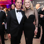 Ryan Lizza, Olivia Nuzzi. Photo by Tony Powell. 2019 WHCD NBC News & MSNBC After Party. Embassy of Italy. April 27, 2019