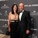 Micaela Varricchio and Italy Amb. Armando Varricchio. Photo by Tony Powell. 2019 WHCD NBC News & MSNBC After Party. Embassy of Italy. April 27, 2019