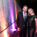 Noah Shachtman, Jackie Kucinich. Photo by Tony Powell. 2019 WHCD NBC News & MSNBC After Party. Embassy of Italy. April 27, 2019