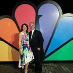Cristina Antelo, Gino Duda. Photo by Tony Powell. 2019 WHCD NBC News & MSNBC After Party. Embassy of Italy. April 27, 2019