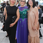 Rebekah Kelley, Lori Jenkins, Karen Schaufeld. Photo by Tony Powell. 2019 WNO Spring Gala. Kennedy Center. May 18, 2019