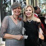 Denmark Amb. Lone Dencker Wisborg, Jane Cafritz. Photo by Tony Powell. 2019 WNO Spring Gala. Kennedy Center. May 18, 2019