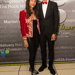 Nicole and Thomas Duncan. Photo by Yasmin Holman. RWLC 25th Anniversary. Washington, D.C. 11.02.2019