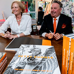 Book signing for Washington Life Magazine