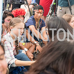 Greta Thunberg, Activists and Members of Congress gather at the Supreme Court, with Plaintiffs from Juliana v. United States, as part of the Global Climate Strike.  September 18, 2019.  Phot ...