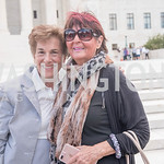 Congresswoman Jan Schakowsky, Beverly Camhe, Activists and Members of Congress gather at the Supreme Court, with Plaintiffs from Juliana v. United States, as part of the Global Climate Strik ...