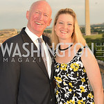 John and Erica Dunford, FAIR Girls, Rooftop Reception, The Willard, June 6, 2019, Photo by Ben Droz.