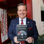 "Ed Henry. Photo by Tony Powell. ""The Hill to Die On"" Book Party. Sfoglina. April 10, 2019"