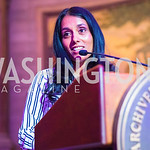 Mita Mallick. Photo by Alfredo Flores. Rightfully Hers American Women and the Vote opening reception. National Archives. May 8, 2019