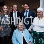 Ada Sophia Hahn, Joshua Hellinger, Esther Coopersmith, Jorrit Beckings, Tejkaran Bains