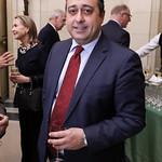 Malta Amb. Keith Azzopardi. Photo by Tony Powell. 2019 Meridian New Ambassadors Reception. January 15, 2019