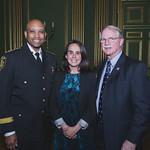 Sheriff Errol Toulon Jr | Katie Heffernan | Congressman John Rutherford Photo by Naku Mayo Sandy Hook Gala June 19, 2019
