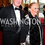 Trevor Potter, Jacqueline Badger Mars. Kennedy Center Spring Gala. Photo by Tony Powell. April 3, 2011