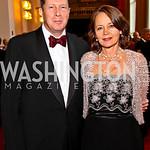 English Amb. Sir Nigel Sheinwald and Lady Julia Sheinwald. Kennedy Center Spring Gala. Photo by Tony Powell. April 3, 2011