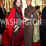 Heather Podesta, Susie Annus. Kennedy Center Spring Gala. Photo by Tony Powell. April 3, 2011