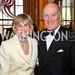 Jean Kennedy Smith, Bill Daley. Kennedy Center Spring Gala. Photo by Tony Powell. April 3, 2011