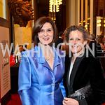 Victoria Reggie Kennedy and Kara Kennedy Allen. Kennedy Center Spring Gala. Photo by Tony Powell. April 3, 2011