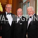 Jim Johnson, Bill Daley, Rep. Jim Moran. Kennedy Center Spring Gala. Photo by Tony Powell. April 3, 2011