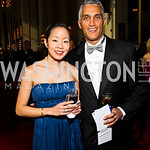 Michelle and Alan Khalili. Kennedy Center Spring Gala. Photo by Tony Powell. April 3, 2011