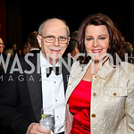 Sam Dawson, Rachel Pearson. Kennedy Center Spring Gala. Photo by Tony Powell. April 3, 2011