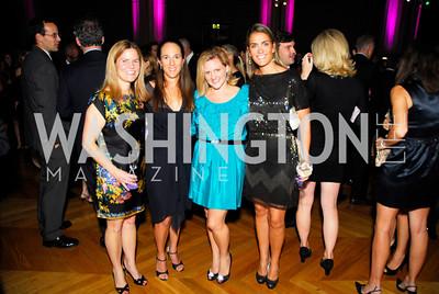 Page Kranbuhl,Susan Strawbridge,Sassy Jacobs,Jane Imperatore.Butterfly Bash,October 14,2011,Kyle Samperton