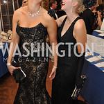 Edrienne Szabo, Alexandra N. Senyi de Nagy-Unyom, host comm...al City Ball, Washington Club, November 19, photos by Ben Droz