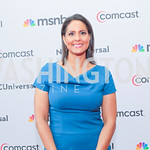 Karen Finney. Photo by Alfredo Flores. Comcast's 15th Anniv...Party for MSNBC. America's Square 300 New Jersey. July 7, 2011