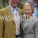 Chairman Will Allison with wife Christina Allison