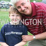 Casey Margenau with son Casey Jr.