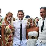 Marcus Johansson, Gabriella Hahn, Nicklas Backstrom, Stephanie Pizzigracco & Chris Backstrom