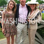 Catherine Wyatt, Steve Wyatt & Cate Magennis Wyatt