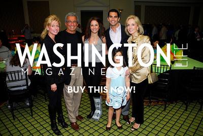 Laura Kerlin,Dennis Assad,Jenny Assad,Nick Assad,Anette Kerlin,February 27,2011,Inova's KId's  a Rock Star