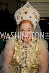 Princess Selene Obolensky.January 14,2001,Russian New Year's Eve Ball,Kyle Samperton