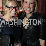 Cara Shafran, Lindley Thornburg. Photo by Jersey Winchester. The Young and The Guest List Party. Long View Gallery and Rogue 24 Restaurant. May 20, 2011.