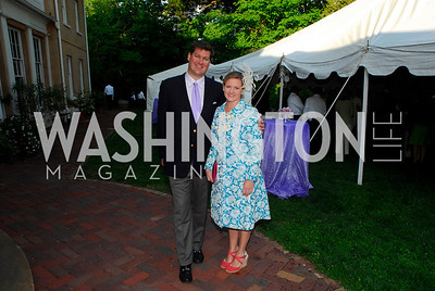 Chris Jacobs,Sassy Jacobs,Tudor Place Garden Party,May 3,2011,Kyle Samperton