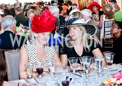 Sassy Jacobs, Candice Mulcahy. Photo by Tony Powell. 2014 Trust for the National Mall Luncheon. May 1, 2014