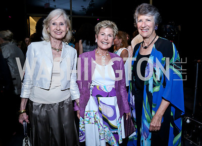 Willee Lewis, Hon. Ann Brown, Susan Ness. Photo by Tony Powell. 2014 Vital Voices Global Leadership Awards. Kennedy Center. June 17, 2014