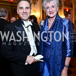 Kip Guen, Countess Suzanne Tolstoy. Photo by Tony Powell. The Russian Ball. Cosmos Club. January 11. 2014