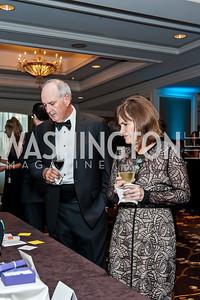 Thomas and Luann Graves. Photo by Tony Powell. 2015 INOVA Gala. October 10, 2015